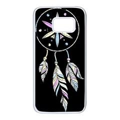 Dreamcatcher  Samsung Galaxy S7 White Seamless Case