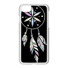 Dreamcatcher  Apple Iphone 7 Seamless Case (white)