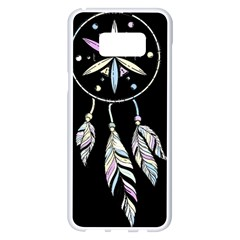 Dreamcatcher  Samsung Galaxy S8 Plus White Seamless Case