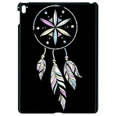 Dreamcatcher  Apple Ipad Pro 9 7   Black Seamless Case