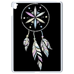 Dreamcatcher  Apple Ipad Pro 9 7   White Seamless Case