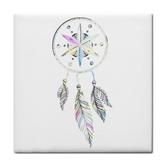 Dreamcatcher  Tile Coasters