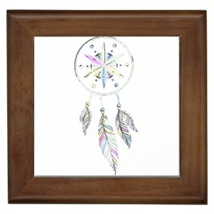 Dreamcatcher  Framed Tiles