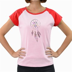 Dreamcatcher  Women s Cap Sleeve T Shirt