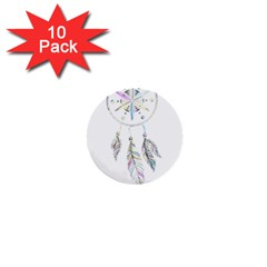 Dreamcatcher  1  Mini Buttons (10 Pack)