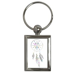 Dreamcatcher  Key Chains (rectangle)