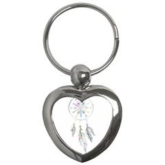 Dreamcatcher  Key Chains (heart)