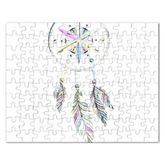 Dreamcatcher  Rectangular Jigsaw Puzzl