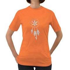 Dreamcatcher  Women s Dark T Shirt