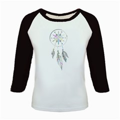 Dreamcatcher  Kids Baseball Jerseys