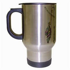 Dreamcatcher  Travel Mug (silver Gray)