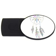 Dreamcatcher  Usb Flash Drive Oval (4 Gb)