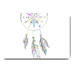 Dreamcatcher  Large Doormat