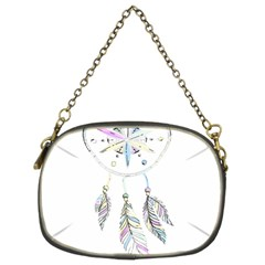 Dreamcatcher  Chain Purses (two Sides)