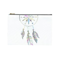 Dreamcatcher  Cosmetic Bag (large)