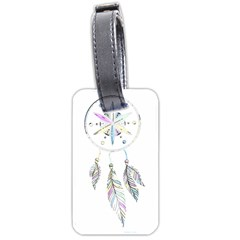 Dreamcatcher  Luggage Tags (one Side)