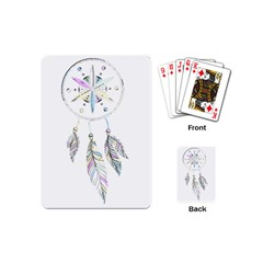 Dreamcatcher  Playing Cards (mini)