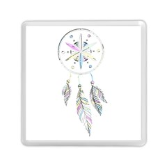 Dreamcatcher  Memory Card Reader (square)