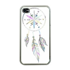 Dreamcatcher  Apple Iphone 4 Case (clear)