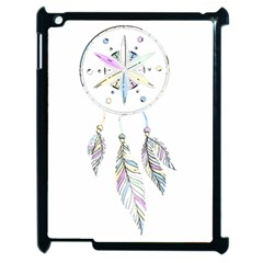 Dreamcatcher  Apple Ipad 2 Case (black)