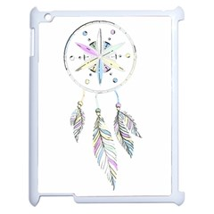 Dreamcatcher  Apple Ipad 2 Case (white)