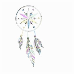 Dreamcatcher  Large Garden Flag (two Sides)