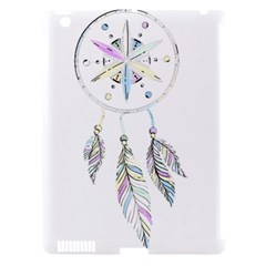 Dreamcatcher  Apple Ipad 3/4 Hardshell Case (compatible With Smart Cover)