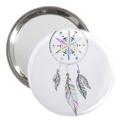 Dreamcatcher  3  Handbag Mirrors
