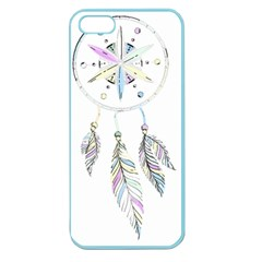 Dreamcatcher  Apple Seamless Iphone 5 Case (color)
