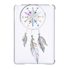 Dreamcatcher  Apple Ipad Mini Hardshell Case (compatible With Smart Cover)
