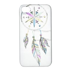 Dreamcatcher  Apple Iphone 4/4s Hardshell Case With Stand