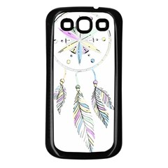 Dreamcatcher  Samsung Galaxy S3 Back Case (black)