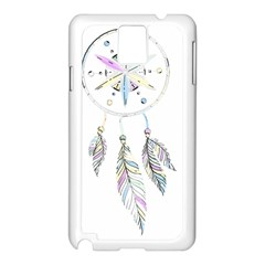 Dreamcatcher  Samsung Galaxy Note 3 N9005 Case (white)