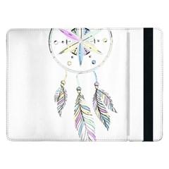 Dreamcatcher  Samsung Galaxy Tab Pro 12 2  Flip Case