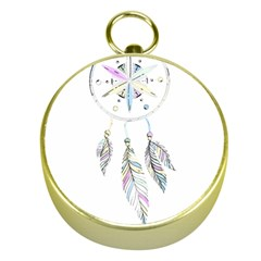Dreamcatcher  Gold Compasses