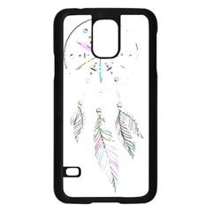 Dreamcatcher  Samsung Galaxy S5 Case (black)
