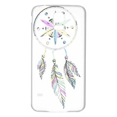 Dreamcatcher  Samsung Galaxy S5 Back Case (white)