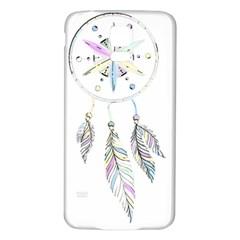 Dreamcatcher  Samsung Galaxy S5 Back Case (white)