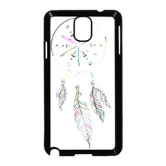 Dreamcatcher  Samsung Galaxy Note 3 Neo Hardshell Case (black)