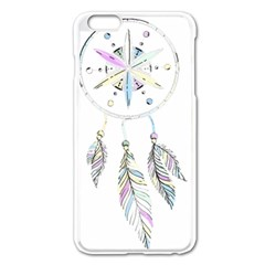 Dreamcatcher  Apple Iphone 6 Plus/6s Plus Enamel White Case