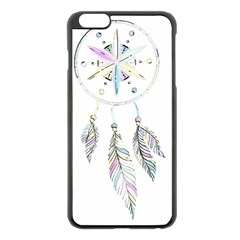 Dreamcatcher  Apple Iphone 6 Plus/6s Plus Black Enamel Case