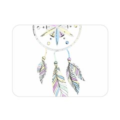 Dreamcatcher  Double Sided Flano Blanket (mini)