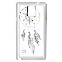 Dreamcatcher  Samsung Galaxy Note 4 Case (white)