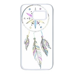 Dreamcatcher  Samsung Galaxy S7 White Seamless Case