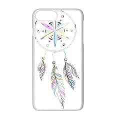 Dreamcatcher  Apple Iphone 7 Plus White Seamless Case