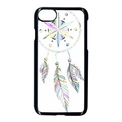 Dreamcatcher  Apple Iphone 7 Seamless Case (black)