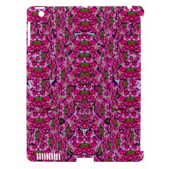 Fantasy Magnolia Tree In A Fantasy Landscape Apple Ipad 3/4 Hardshell Case (compatible With Smart Cover)