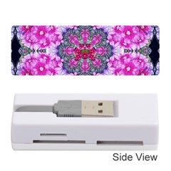 Fantasy Cherry Flower Mandala Pop Art Memory Card Reader (stick)