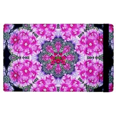 Fantasy Cherry Flower Mandala Pop Art Apple Ipad 3/4 Flip Case