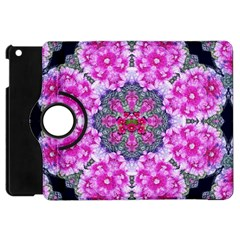 Fantasy Cherry Flower Mandala Pop Art Apple Ipad Mini Flip 360 Case